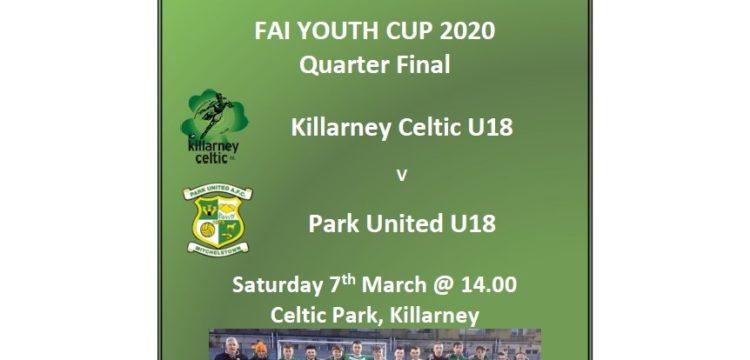 Killarney v Park